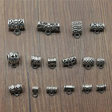 20 ชิ้น/ล็อต Charms Connector Bails (China)