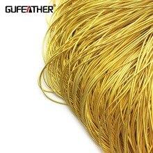 GUFEATHER M190, коврик для вышивки, аксессуары для ювелирных изделий, фурнитура для ювелирных изделий, аксессуары для рукоделия, изготовление ювелирных изделий, Золотое изделие, около 12 г