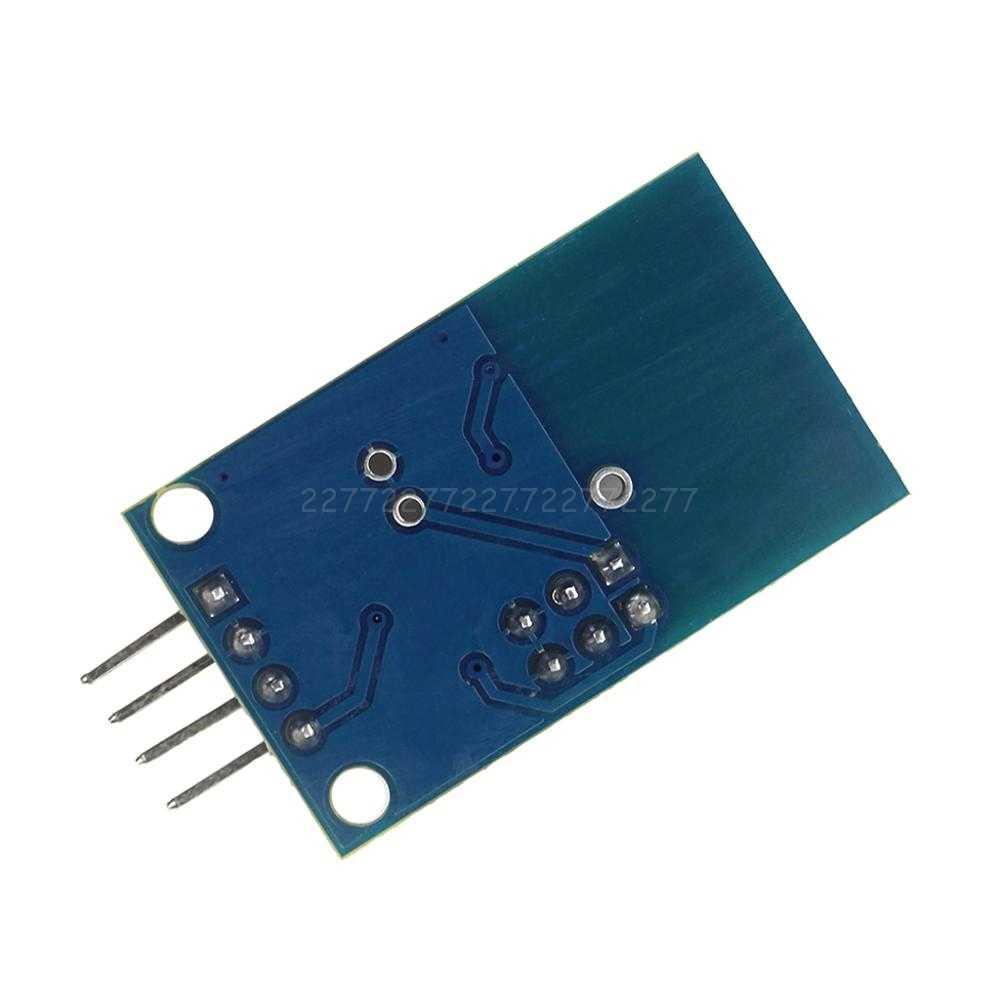 Светодиодный реостат, переключательный модуль емкостный сенсорный диммер постоянного давления Плавная затемнение PWM тип панели управления для DIY Kit Je13 19