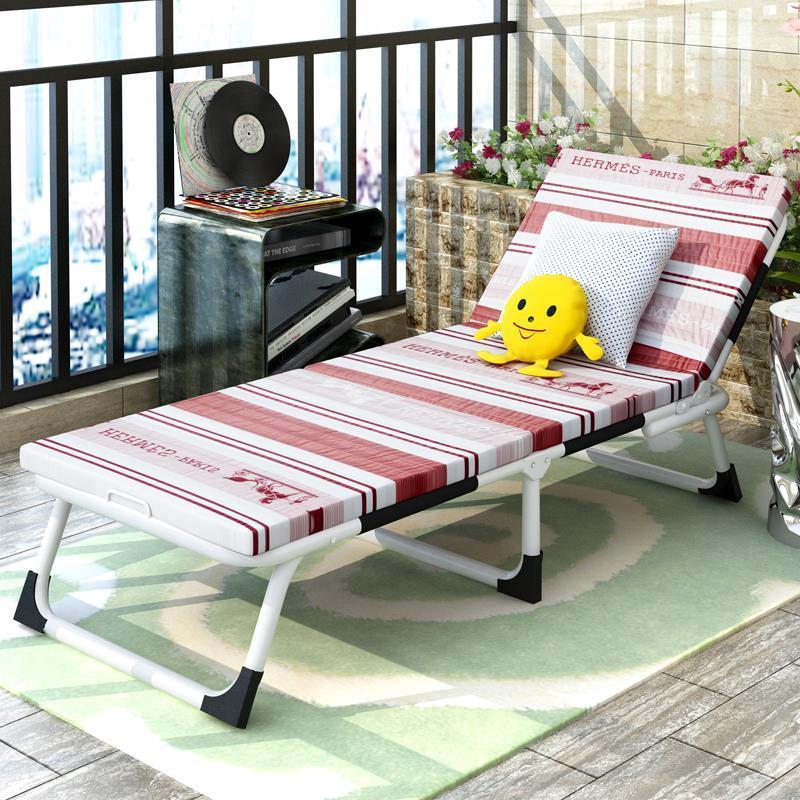 Fauteuil Arredo Mobili Da Giardino Mueble Sofa Cama Plegable Garden Folding Bed Outdoor Furniture Salon De Jardin Chaise Lounge in Sun Loungers from Furniture