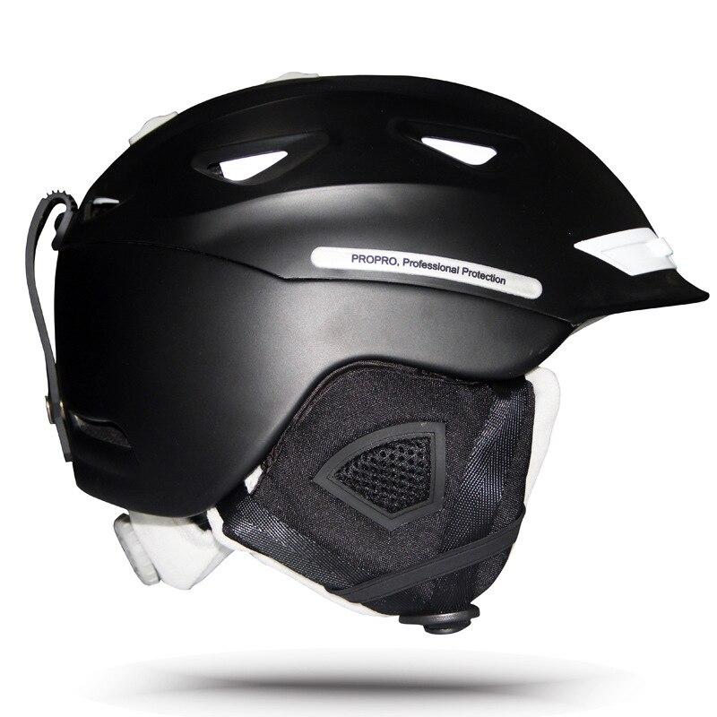 Men Women Skiing Helmet Integrally Molded PC+EPS CE Certificate Ski Helmet Outdoor Sports Ski Snowboard Skateboard Helmet|Ski Helmets| |  - title=
