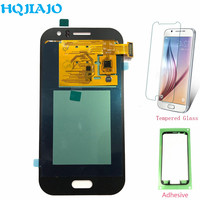 10Piece AMOLED LCD Screen For Samsung J120 LCD Display Touch Screen Digitizer For Samsung Galaxy J1 2016 J120F J120H Assembly