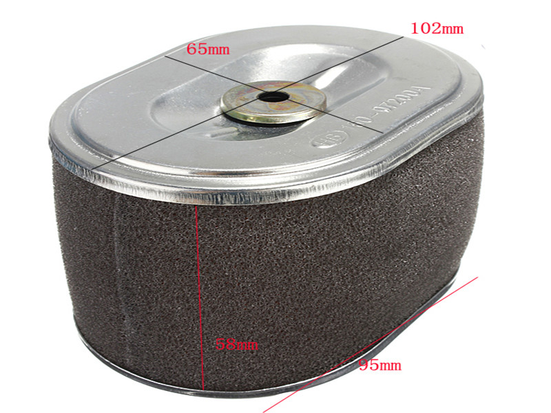 Engine Air Cleaner 15 : Auto car air filter cleaner for honda engine gx