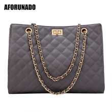 Luxury Handbags Women Bags Designer Leather Chain Large Shou