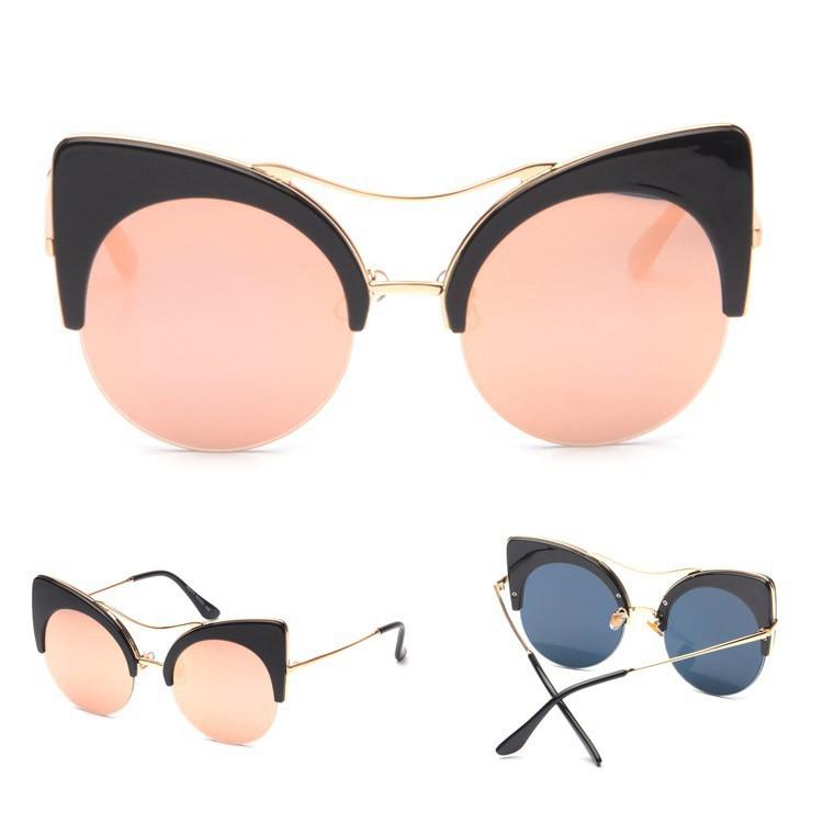 Printed Summer Cat Eye  Sunglasses 4