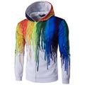 Hip Hop 3D Printed Hoodies Mens 2016 Fashion Hoodies Sweatshirts Casual Chandal Sudaderas Hombre Fitness Men Hoody Coat Jacket