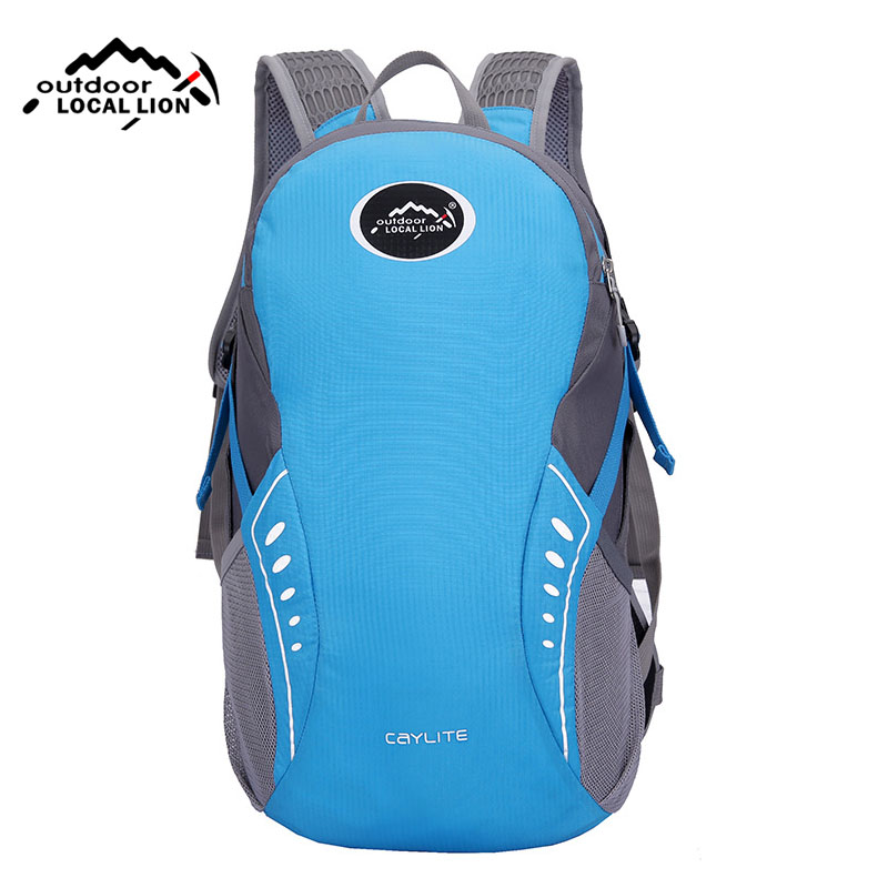 LOCALLION Outdoor Professional Cycling Bicycle Bike Backpack Breathable Travel Mountaineering Rucksack Mochila XA18WA