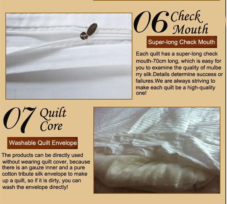 Mulberry Silk Quilt 19