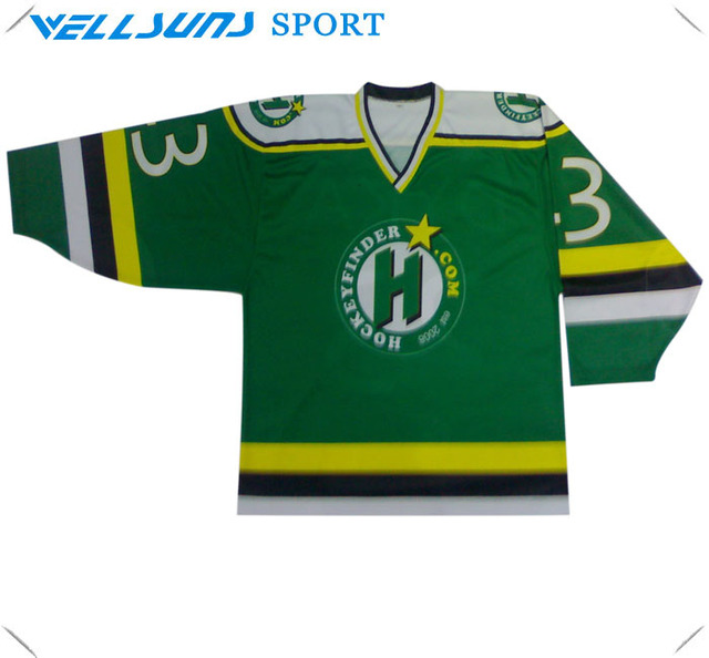 Custom Made Men s Fully Sublimation Ice Hockey Jersey With Free Design 26846537e