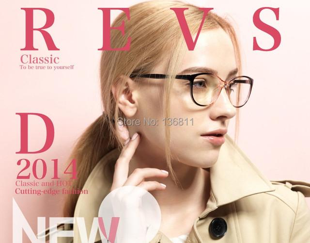 Ultra-leve TR90 Plástico Opitcal Quadro Moda Feminina Óculos Quadro Elegante Óculos de Armação 5851