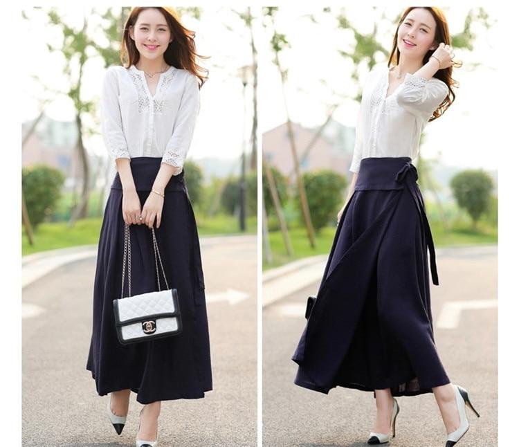 Aliexpress.com : Buy New Fashion 2015 Long skirts women plus size ...