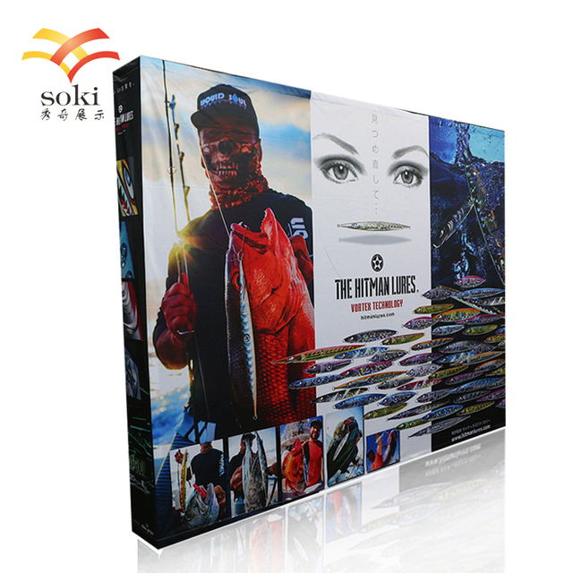 Exhibition Stand Banner : Ft pop up trade show exhibition backdrop wall booth display