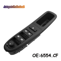 6554.CF 6554CF Electronic Front Left Power Electric Window Switch Control For Peugeot 406 8B Baujahr 1995 2004 car accessories
