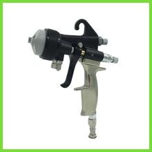 SAT1205 dual action airbrush sprayer mirror chrome polyurethane spray gun high pressure spray gun pneumatic machine tool
