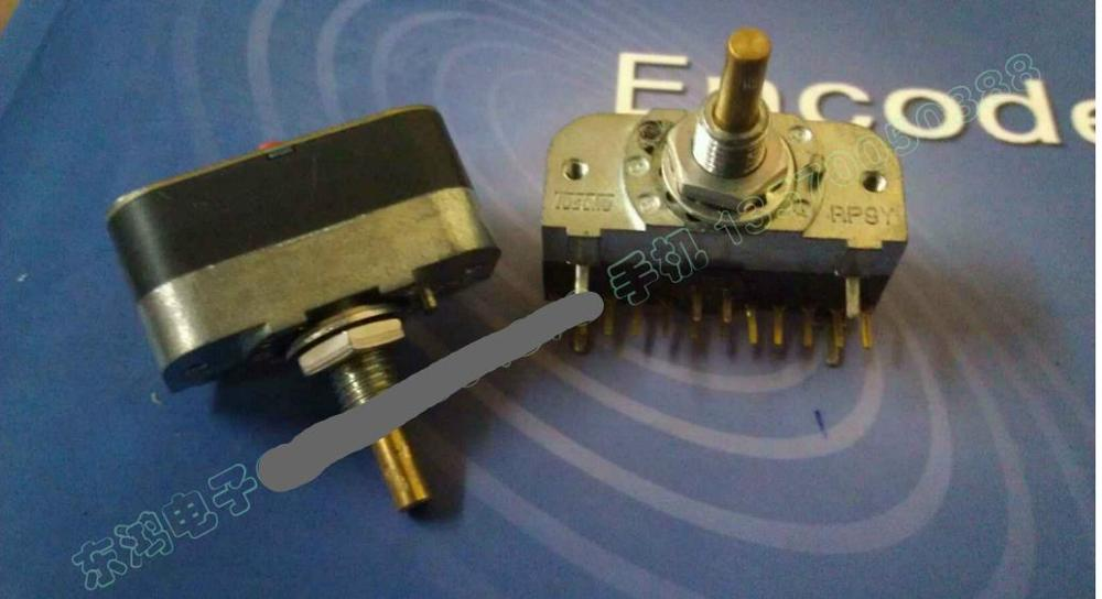 2pcs/bag Japan TOSOKU band switch 10 15MM shaft diameter 3.5MM  цены