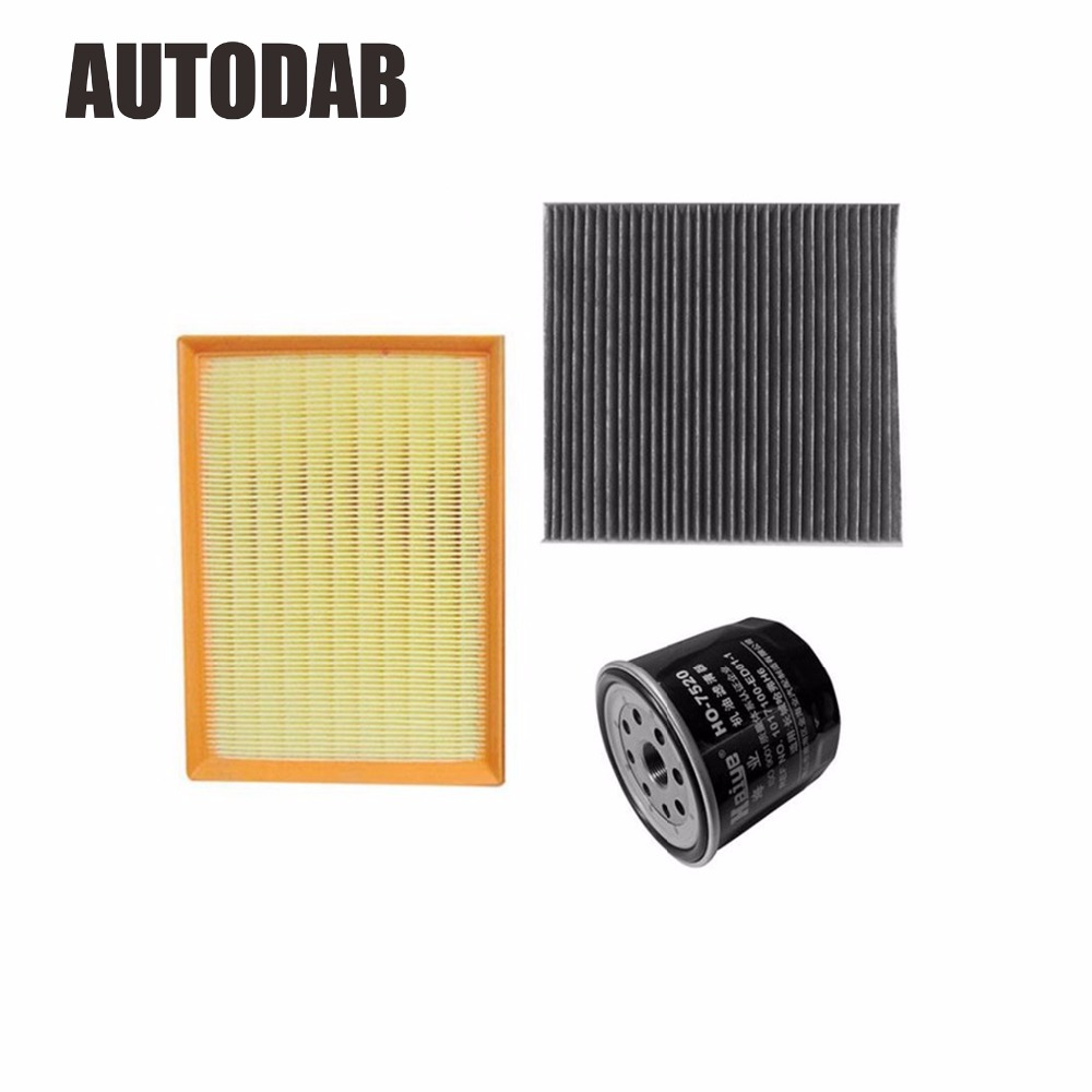 High Quality filters for Great Wall Hover H6 2 0T Diesel engine air filter oil filter