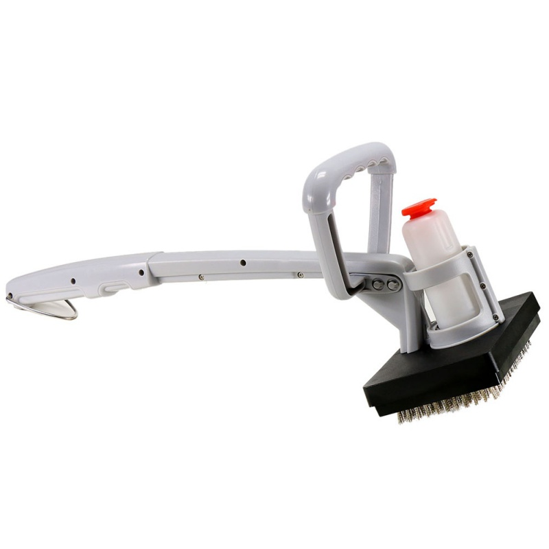 Stainless Steel Barbecue BBQ Cleaning Brush Churrasco Outdoor Grill Cleaner with Steam Power Cooking Tools Accessories