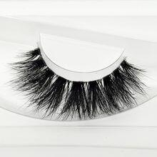 a40be8f3142 Visofree Mink Lashes 3D Mink Eyelashes Invisible Band Natural Black Mink  False Eyelash Full Strip cilios posticos Reusable F37
