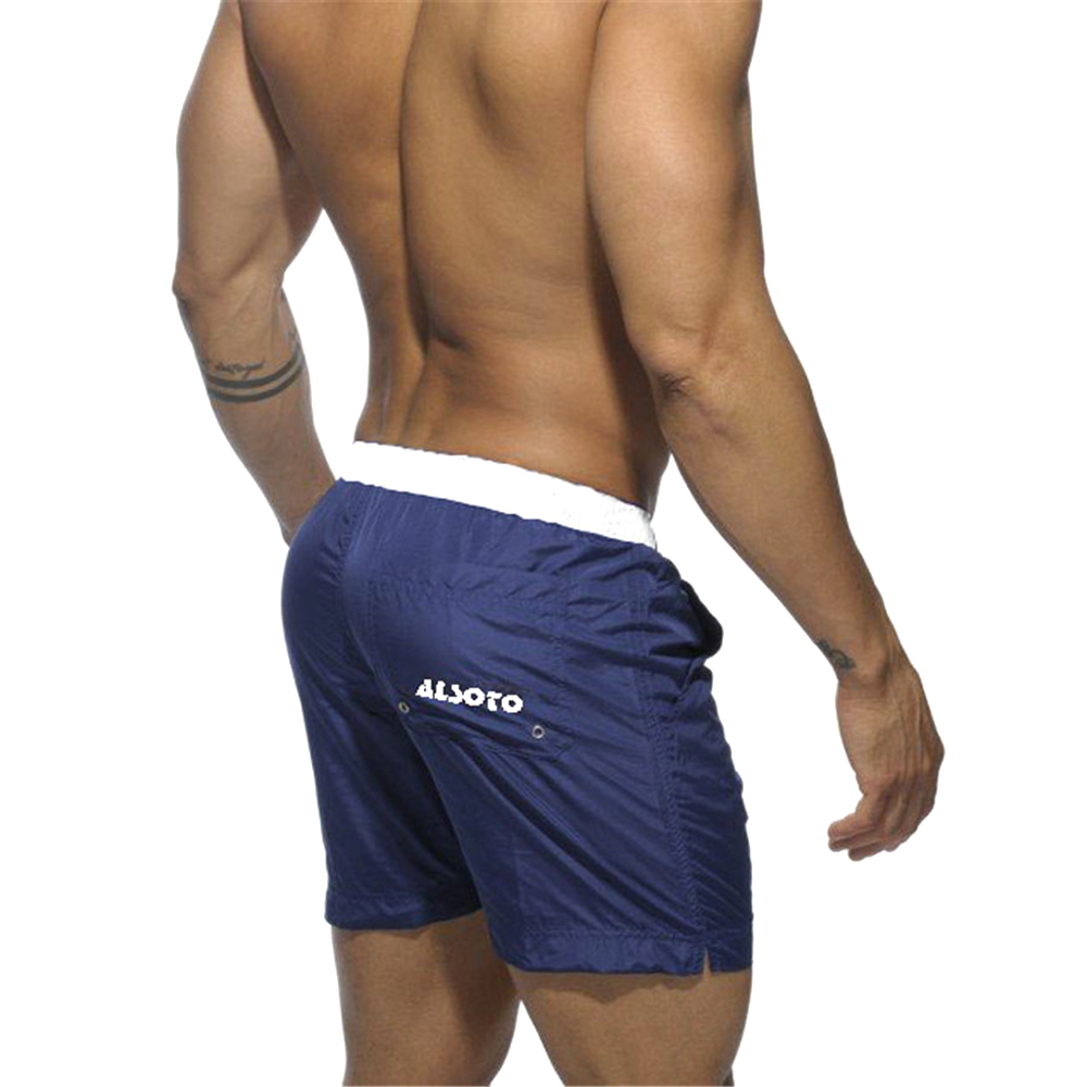 a7d202a16b Aliexpress.com : Buy Mens Quick drying Swim Trunks Pants Swimwear Shorts  Slim Wear with Pocket from Reliable Board Shorts suppliers on Jia Cheng  Global ...