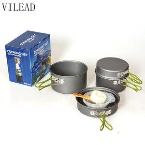 VILEAD Portable Outdoor Tablew