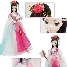 Рекомендуем Куклы Kurhn для девочек, четыре сезона, сказочные детские игрушки для девочек, подарок на день рождения, Китайская традиционная кукла