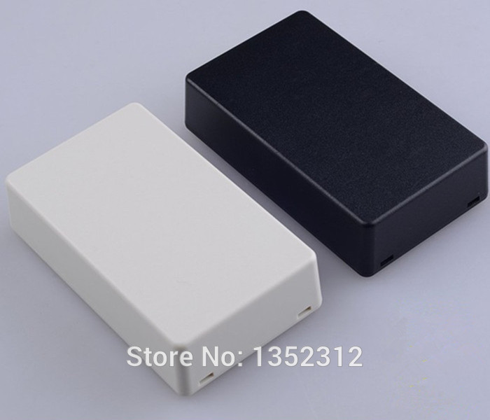 60 pcs/lot 92*59*23mm waterproof switch box small plastic enclosure for electronics junction box DIY PLC project box IP54 image