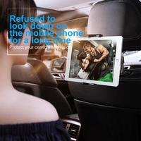 Adjustable Car Seat Back Headrest Mount Holder For Pad 2 3 4 Air 1 2 Ipad