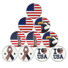 Caps Belt Training-Aids Golf-Markers Clips Alloy-Ball Golf-Divot-Tools Magnetic Outdoor