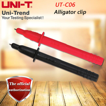 UNI-T UT-C06 test probe, fully insulated, with pen tip with a jacket, lantern head probe