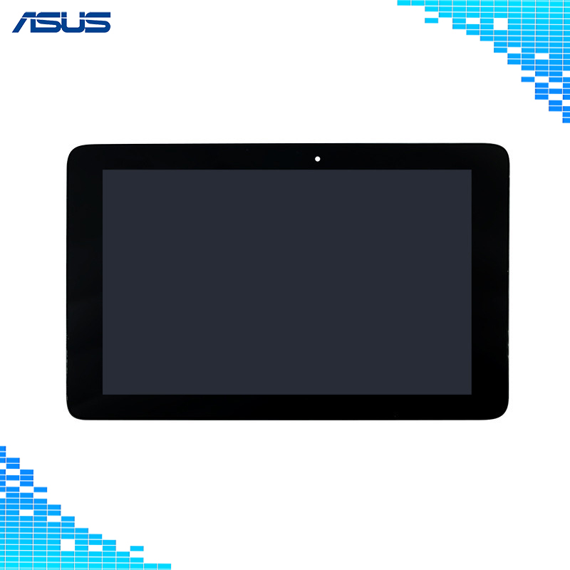 Asus T100HA Original Full screen Black LCD Display+Touch Screen Digitizer Assembly Repair For Asus T100HA T100H 10.1 LCD screen srjtek full lcd display touch screen digitizer assembly replacement for asus zenfone 3 zoom ze553kl lcd tools