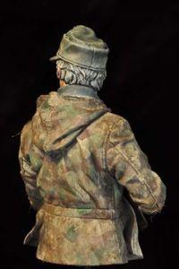 Image 2 - 未塗装キット1/10シュタイナー古代戦士バスト樹脂フィギュアミニチュアガレージキット