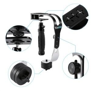 Image 5 - Metal Handheld Stabilizer Gimbal Universal for Gopro DSLR SLR Digital Camera Sport DV Aluminum estabilizador de camera for Feiyu