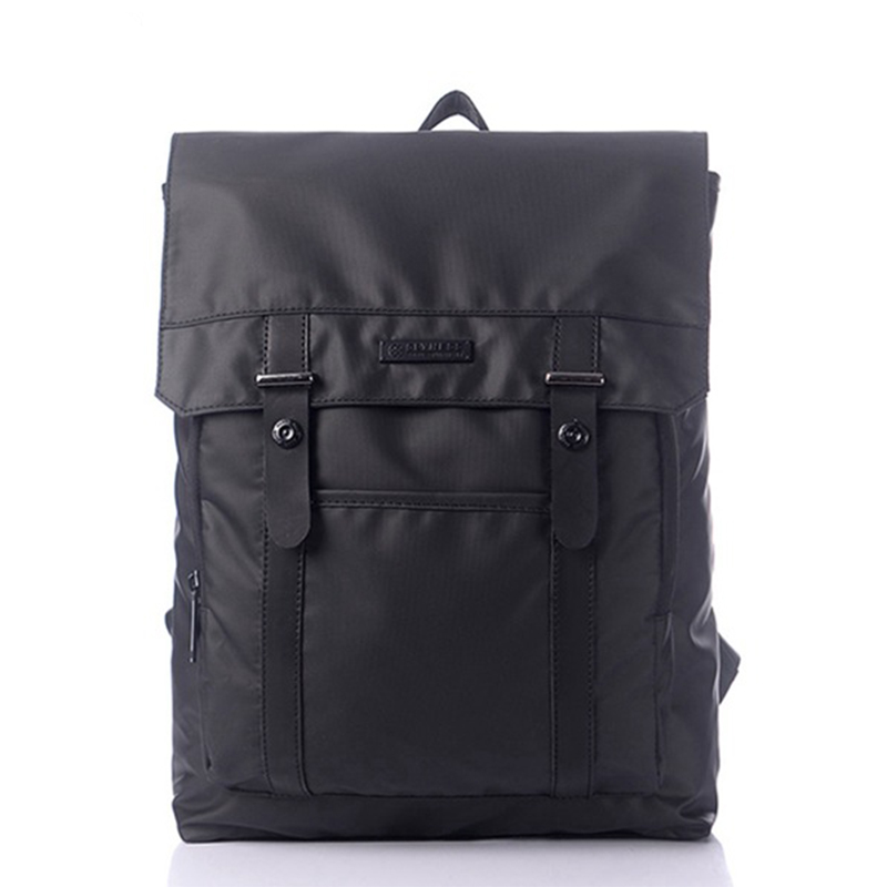 High Quality Waterproof Men Backpack Rucksack Large Capacity Laptop School Book Bags Travel Fashion Male Nylon Daypack Knapsack large men s backpack fashion male 14 inches laptop bag travel bags high quality top leather men waterproof backpacks aw282