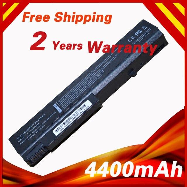 4400mah Laptop Battery for HP EliteBook 6930p 8440p 8440w ProBook 6440b 6445b 6450b 6540b 6545b 6550b 6555b 6535 6535b