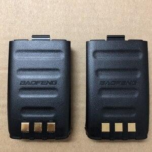 Image 1 - 2 pezzi GT 3 GT 3TP walkie talkie 1800mAh li battery 100% originale GT 3 Mark II, GT 3TP Mark III batteria