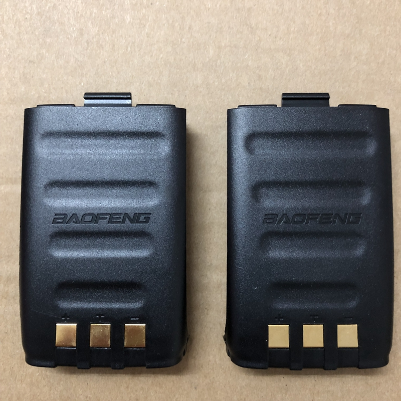 2pcs  GT 3 GT 3TP battery walkie talkie 1800mAh LI battery 100% original GT 3 Mark II, GT 3TP Mark III battery-in Walkie Talkie from Cellphones & Telecommunications