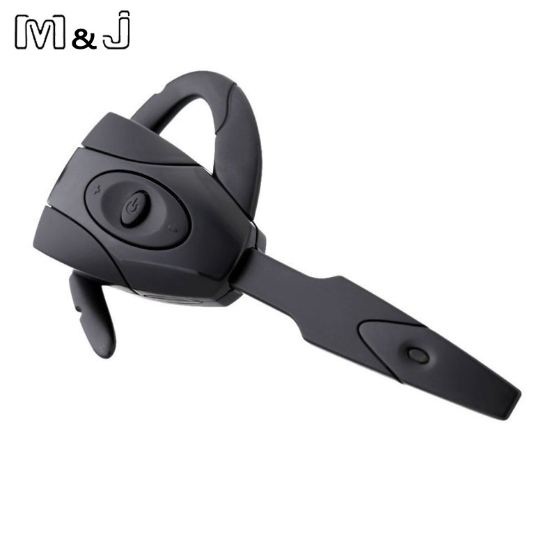 M&J EX-01 In ear Wireless Stereo Bluetooth Gaming Headset Headphones Earphone Handsfree with Microphone for phone Tablet