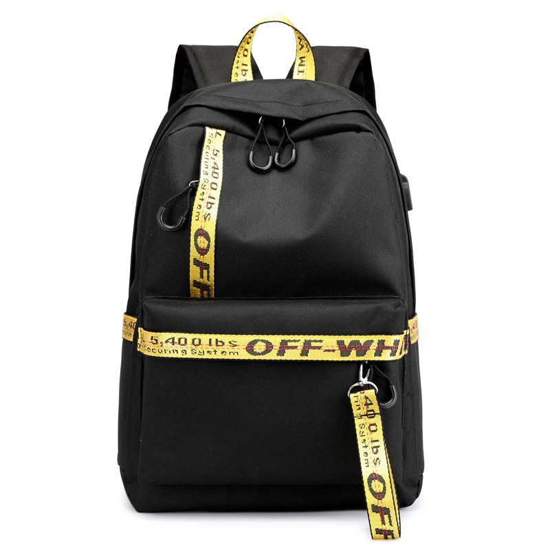 USB Charging Backpack Anti theft School Bags For Teenagers Girl Laptop Backpack Mochila Feminina Students Satchel Travel Bag in Backpacks from Luggage Bags
