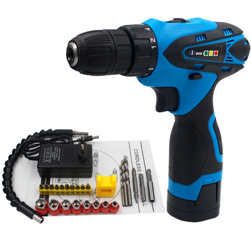 цена на Mini Electric Cordless Drill 16.8V Rechageable Flexible adapter Drill bit for wood metal Hand Mini drill Cordless Screwdriver