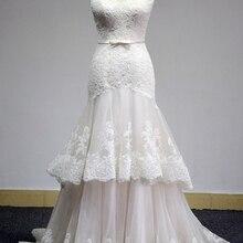 BRITNRY V Neck Mermaid Wedding Dresses Dresses 2018
