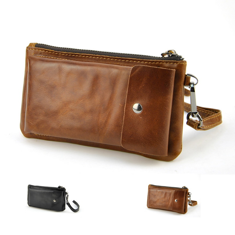 Real Genuine Leather Men Women Wallets Brand Design High Quality 2016 Cell phone Card Holder Long Lady Wallet Purse Clutch 2017 split leather women wallets brand design high quality 2016 cell phone card holder long lady wallet purse clutch pink c055