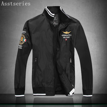 2017 Aeronautica Militare Jackets Men's polos Air Force 1 military jackets Italy brand jackets winter clothing Top quality