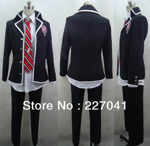 Ao no Exorcist Okumura Rin cosplay costume Halloween Free Shipping