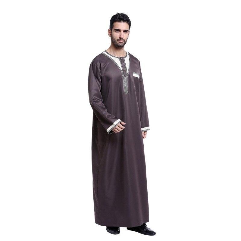 الرجال القفطان الرجال النمط السعودي - الملابس الوطنية