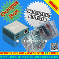 Repair Mobile Phone& Unlock Tool Octopus box for Samsung Edition with 19 cables octopus for Samsung