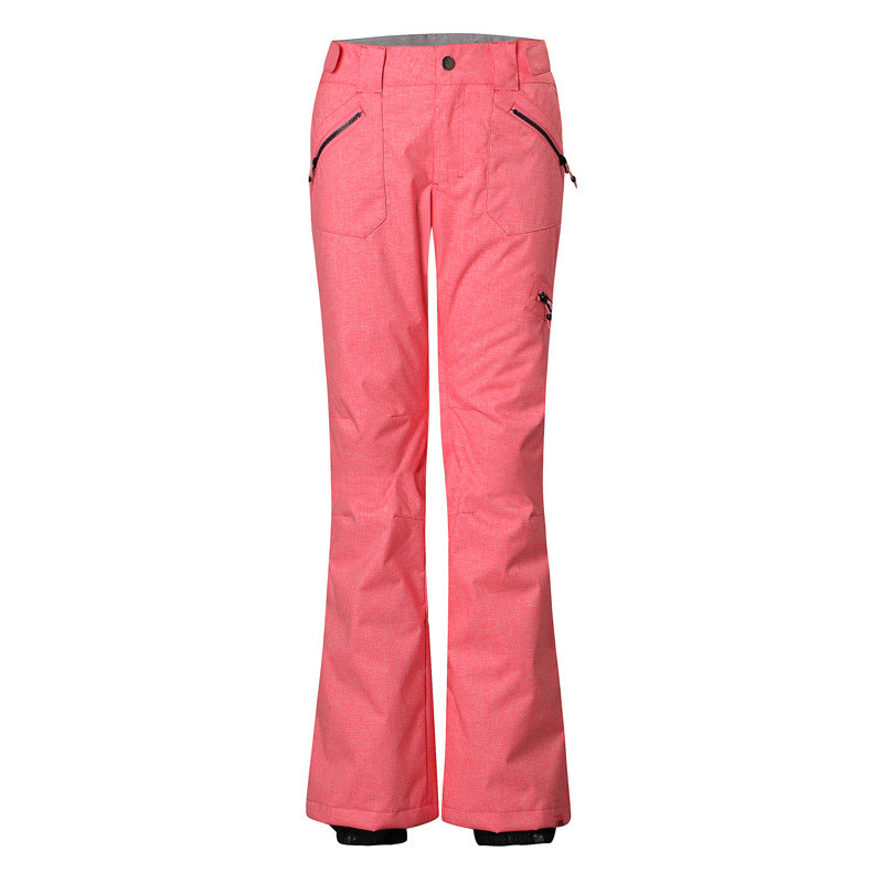 Гсоу снег водонепроницаемый ветрозащитный лыжные брюки длинные красный зеленый синий Размер софтшелл хорошие вельветовые мягкие зимние спортивные брюки