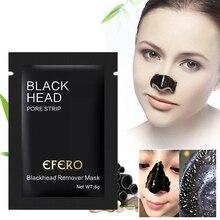 5/7/10/15 adet siyah nokta yüz maskesi temizleyici burun maskesi temizlik akne tedavisi gözenek temizleyici siyah maske yüz bakımı siyah nokta kaldırma