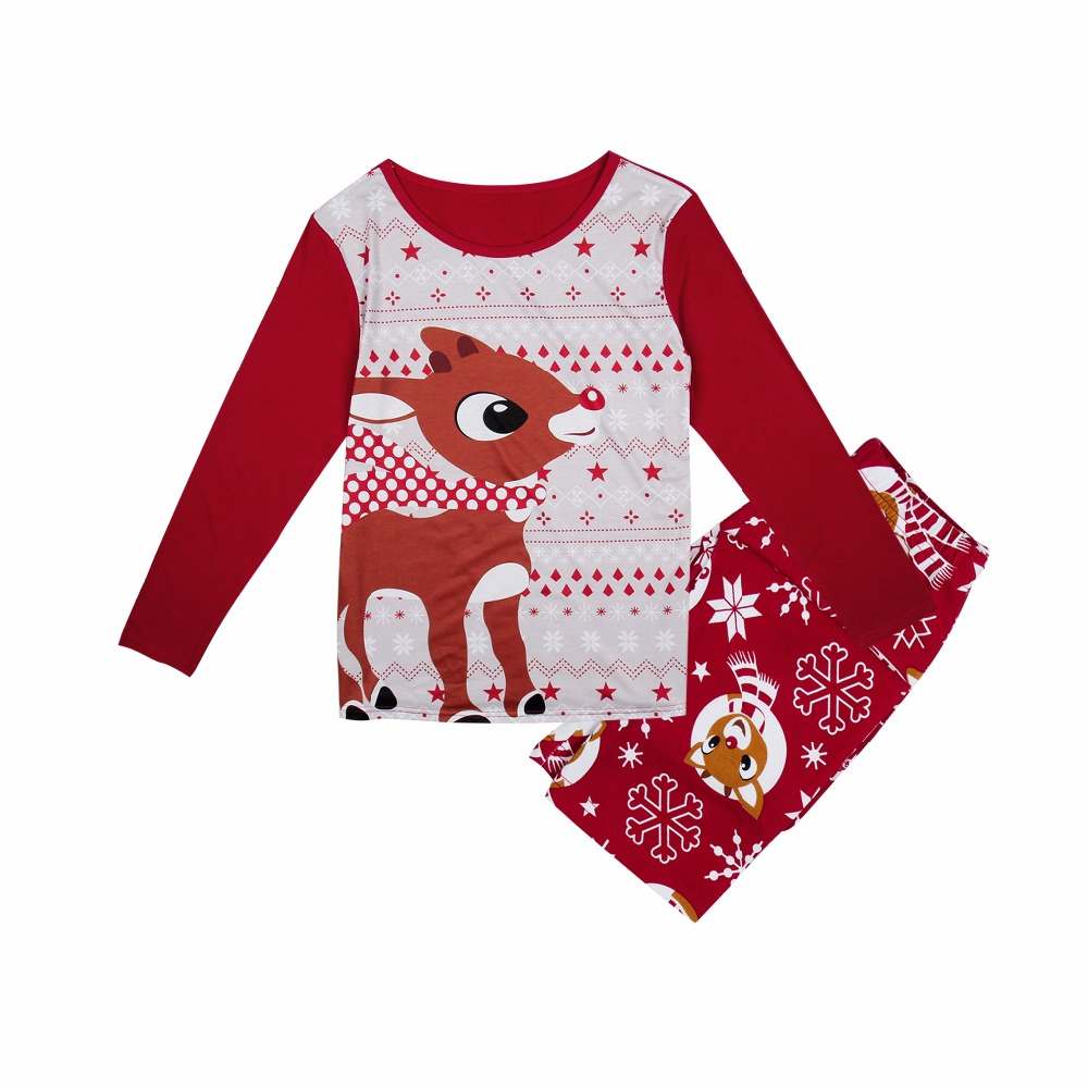 Семейный Рождественский пижамный комплект, модные пижамы для взрослых и детей, рождественские костюмы, одинаковые комплекты для семьи, одежда для сна, пижамы