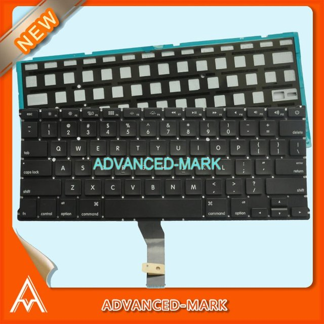 "Hot selling Brand New US keyboard for Macbook Air 13"" A1369 2011 MC965 MC966 With backlight Black, Best price & Free shipping!"