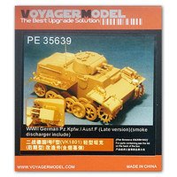 KNL HOBBY Voyager Model PE35639 No. 1 light combat vehicle F post production upgrade with metal etching pieces (Wei Chun)